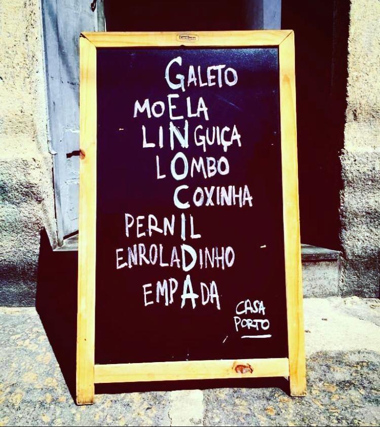 Genocida: veja o cardápio da Casa Porto em alusão a postagem de Felipe Neto sobre o presidente Bolsonaro