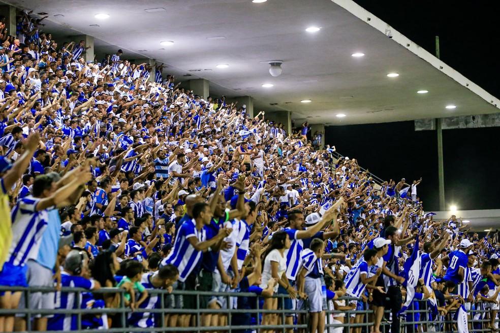 8961224fb5 ... CSA define preços dos ingressos para partida contra o Paysandu — Foto   Ailton Cruz -
