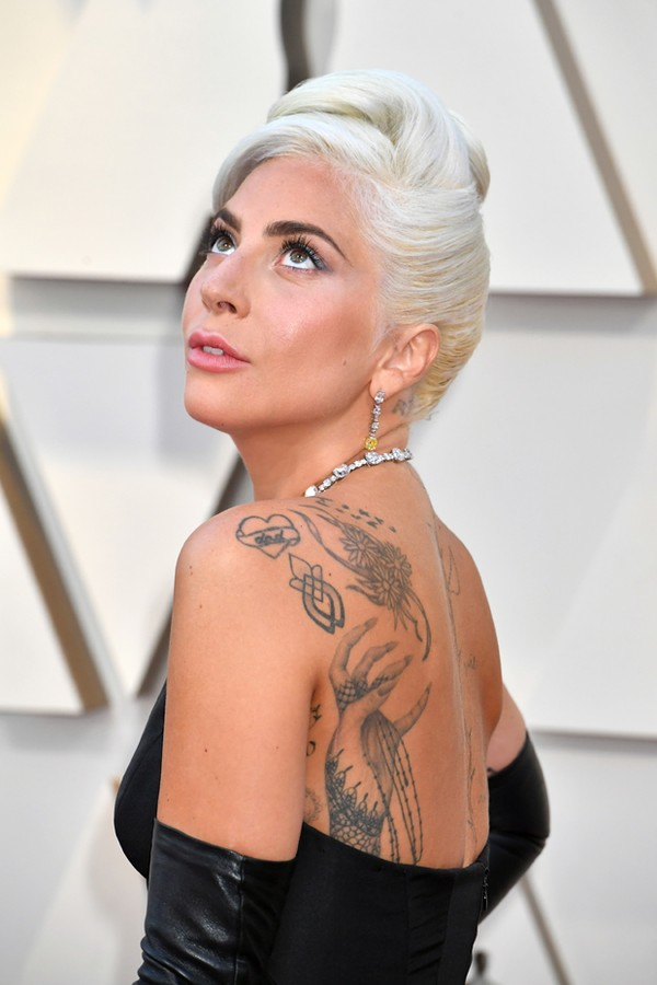 HOLLYWOOD, CA - FEBRUARY 24:  Lady Gaga attends the 91st Annual Academy Awards at Hollywood and Highland on February 24, 2019 in Hollywood, California.  (Photo by Jeff Kravitz/FilmMagic) (Foto: FilmMagic)