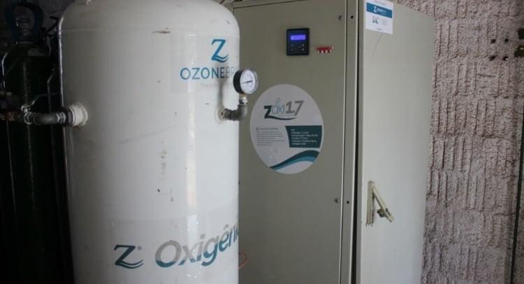 São José do Rio Pardo instala usina de oxigênio no pronto-socorro