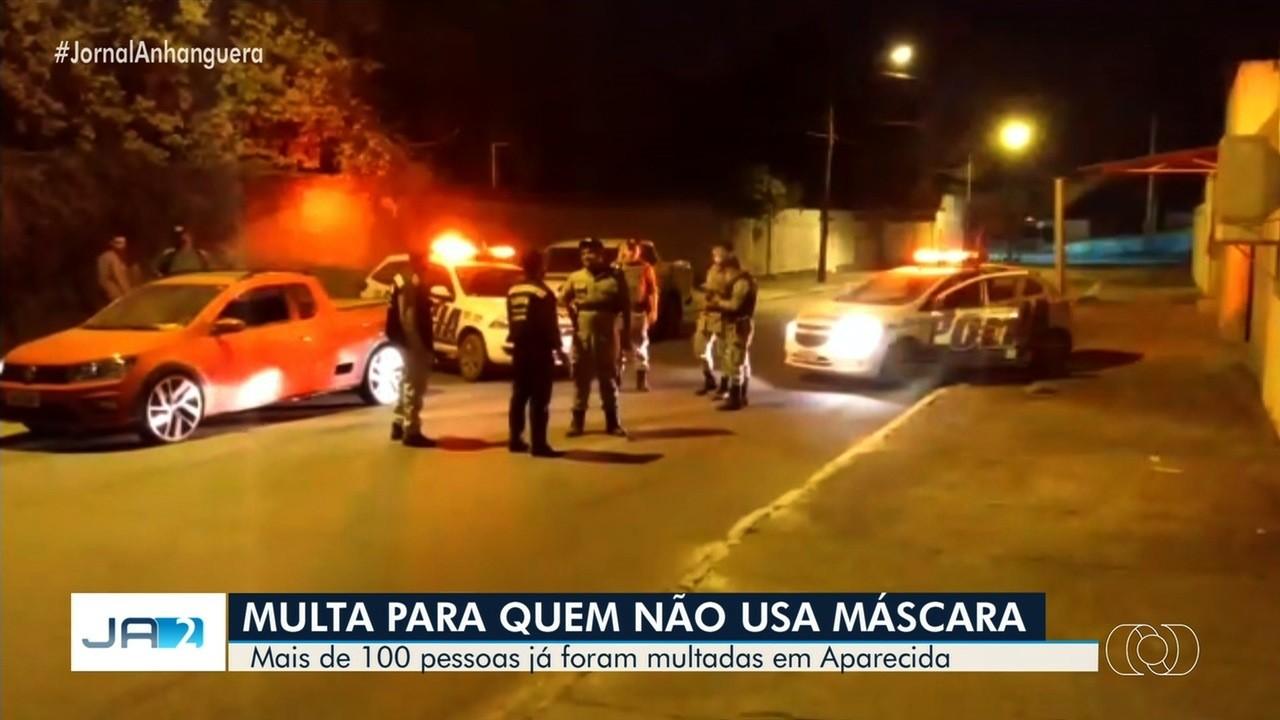 VÍDEOS: Jornal Anhanguera 2ª Edição de segunda-feira, 6 de julho