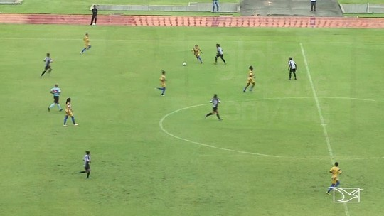 Santa Quitéria perde no Futebol Feminino em São Luís
