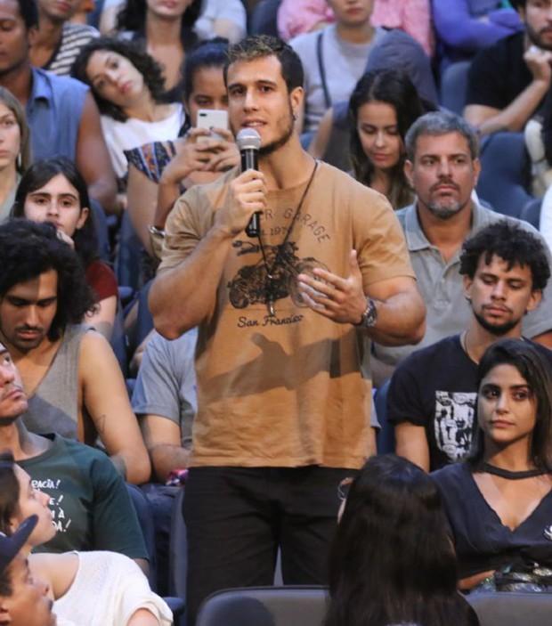 Emiliano D'Avila (Foto: Daniel Pinheiro/AgNews)