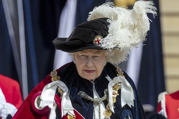A Rainha Elizabeth II (Foto: Getty Images)