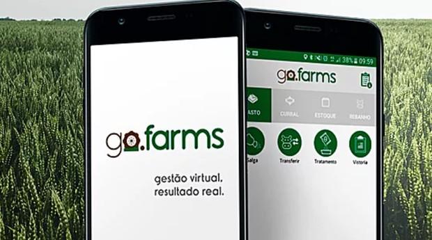 O GoFarms surgiu como uma alternativa de gestão para as propriedades rurais. (Foto: Divulgação)