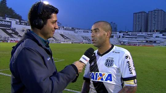 """Decisivo e irreverente, Sheik revela brincadeira com árbitro após gol: """"Sou f..."""""""