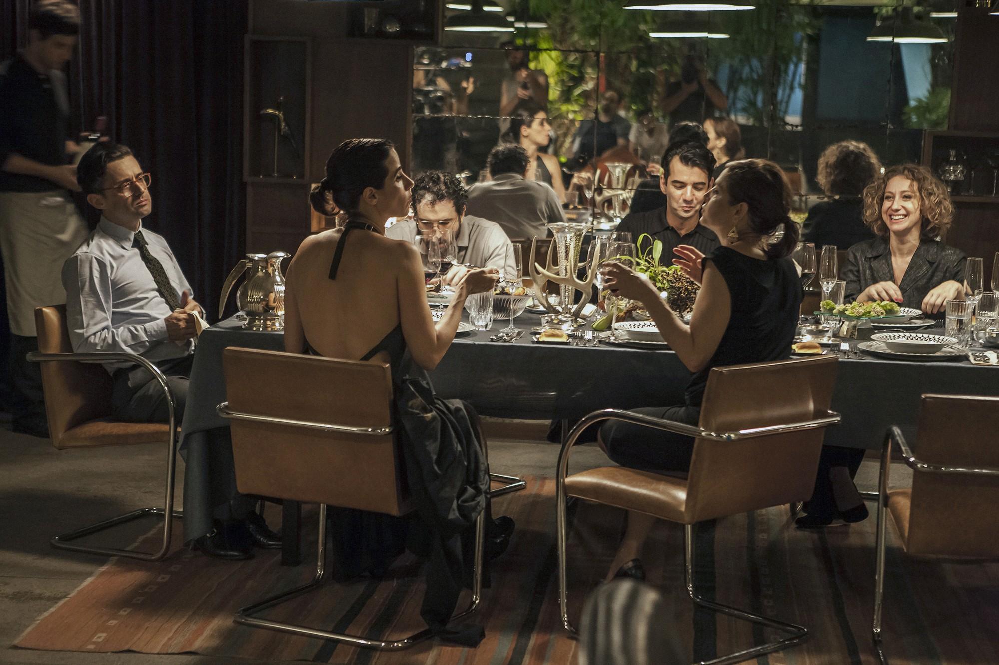 Filme O Banquete (Foto: Divulgação)
