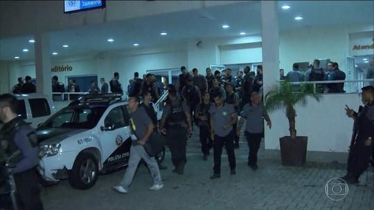 8 são presos em ação com mais de 3 mil homens na Zona Norte