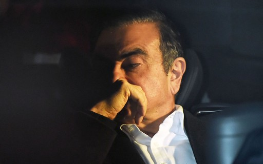 Nissan processa Carlos Ghosn no Japão e quer que ex-CEO pague US$ 90 milhões
