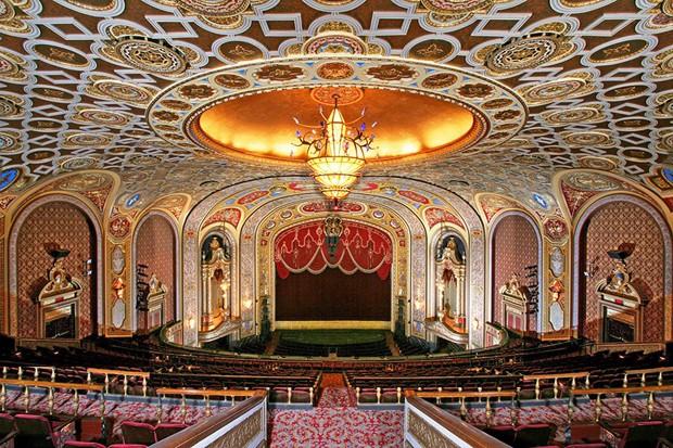14 teatros americanos históricos (Foto: Kenneth C. Zirkel / wikimedia)