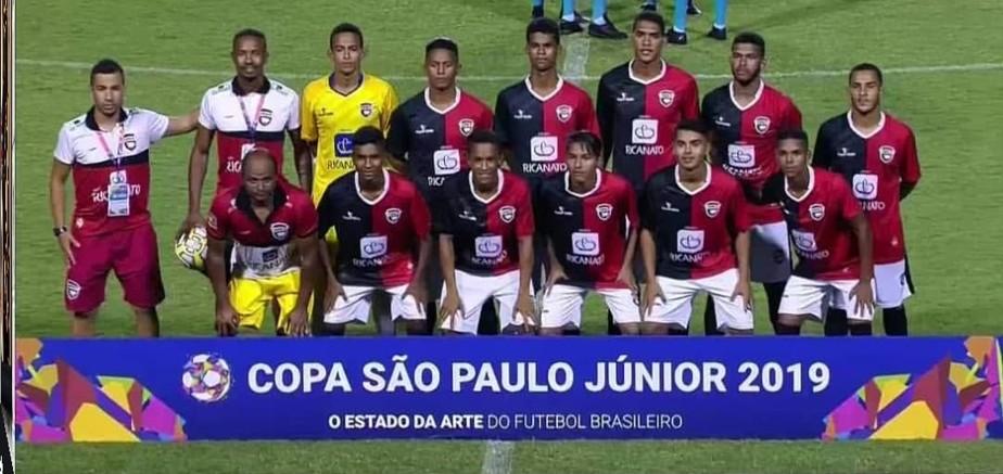 ... Capital FC e Sinop-MT duelam visando a primeira vitória na Copa São  Paulo 09f6e36709312