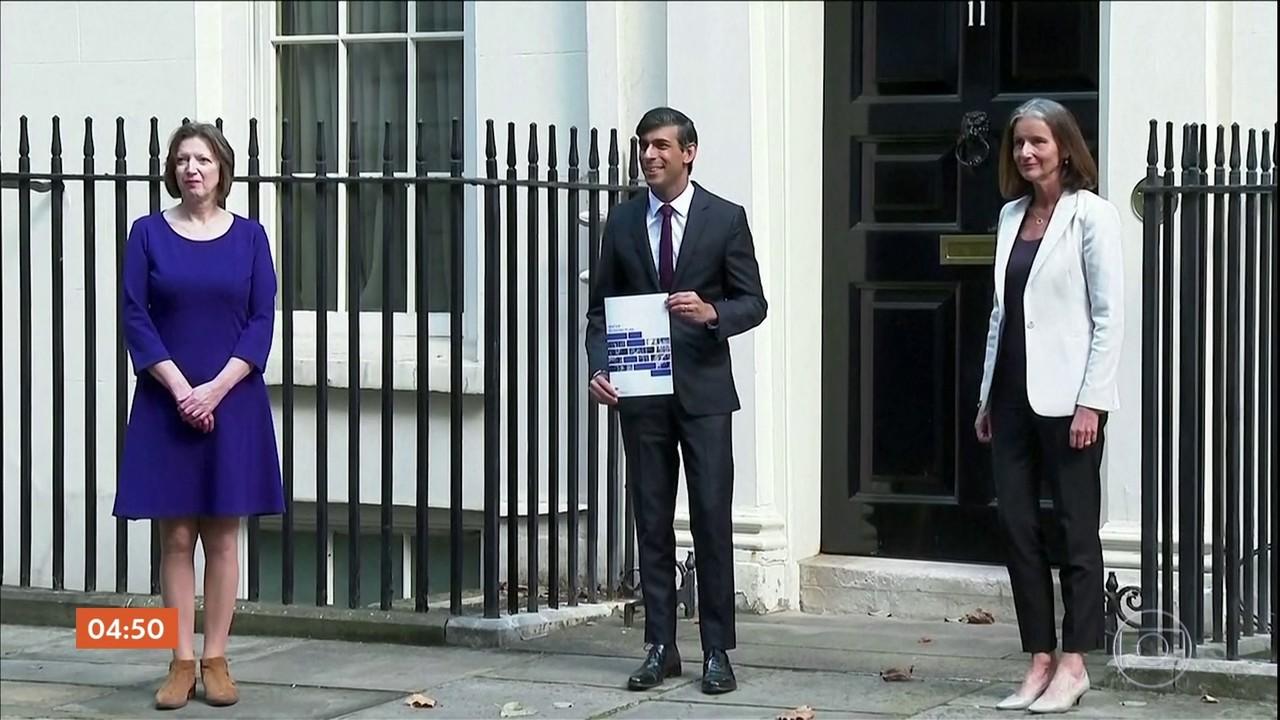 Governo britânico anuncia novo pacote de ajuda aos trabalhadores