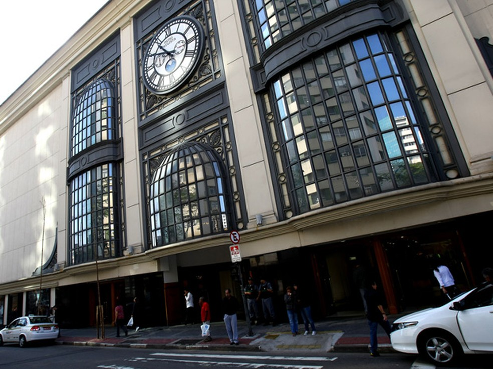 Shopping Pátio Paulista, construído pela Brookfield (Foto: Helvio Romero/AE)
