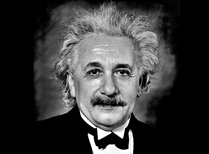 1-Albert Einstein em retrato de 1935  (Foto: Wikimedia Commons)