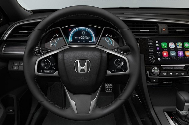 Honda Civic 2019 (Foto: Divulgação)