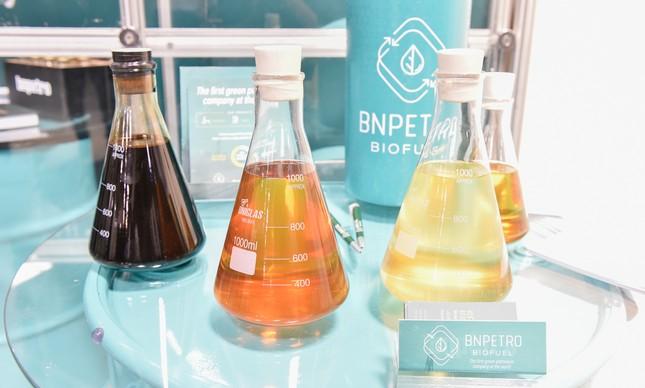Hidrocarbonetos sintêticos produzidos a partir do lixo pela BN Petro