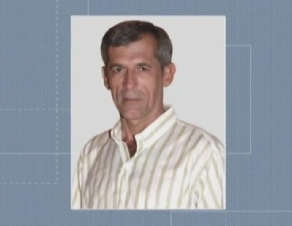 O sindicalista Carlos Cabral Pereira foi assassinado a tiros na última terça-feira (11) em Rio Maria, no Pará. — Foto: Reprodução / TV Liberal