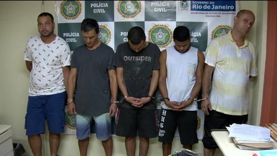 Polícia prende grupo suspeito de fazer sequestros-relâmpago no Leblon