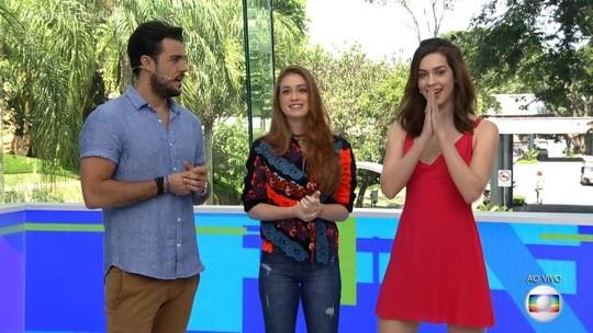 Marina Ruy Barbosa se emociona ao falar de sua personagem em 'Deus Salve o Rei'