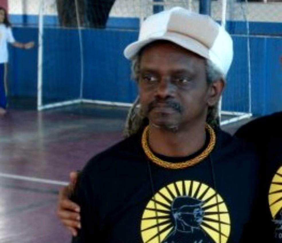 Mestre de capoeira morre a golpes de faca após discussão política na Bahia — Foto: Reprodução/Facebook