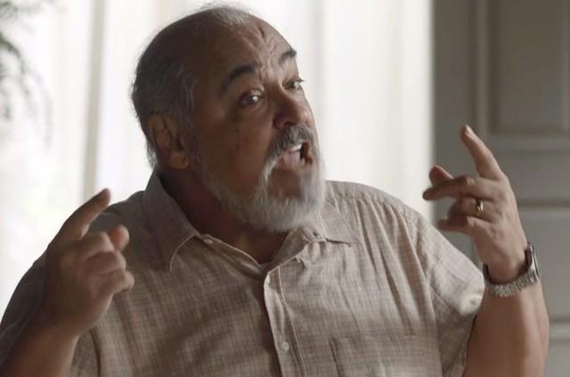 'Segundo Sol': Roberto Bomfim é Agenor (Foto: TV Globo)