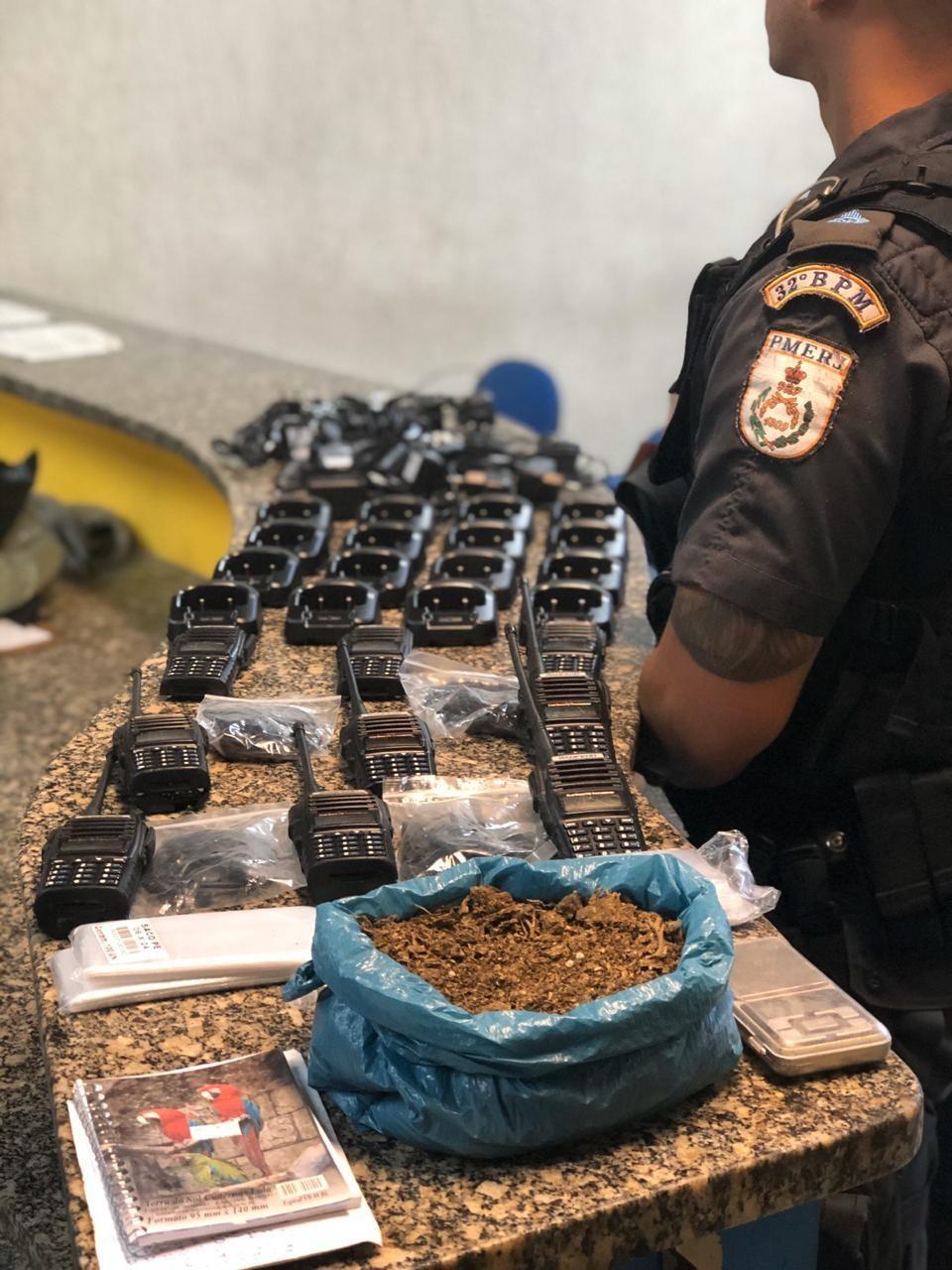 Homem é preso com quase meio quilo de droga em Macaé, RJ - Notícias - Plantão Diário