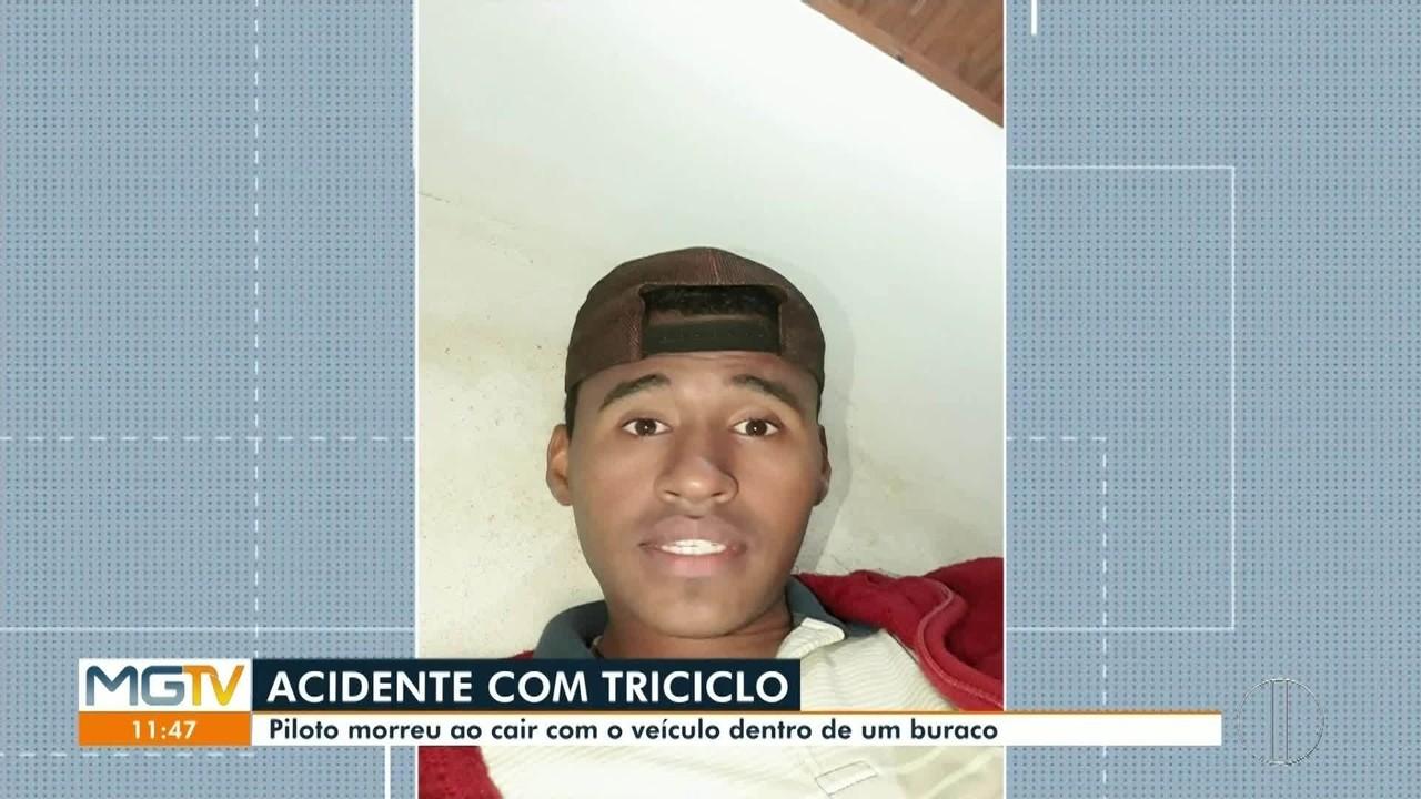 Homem morre após triciclo cair às margens da BR-259, em Governador Valadares