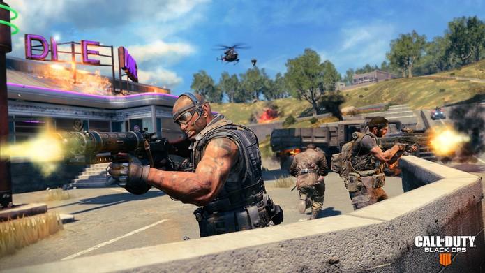 Call of Duty: Black Ops 4 (Foto: Divulgação/Activision)