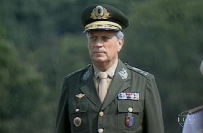 O general Leônidas Pires Gonçalves, ministro do governo Sarney