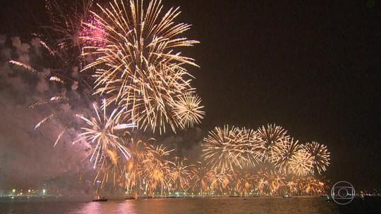 Réveillon do Rio terá shows em Copacabana e mais 8 palcos: veja lista de atrações