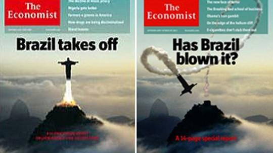 Foto: (Reprodução / The Economist )