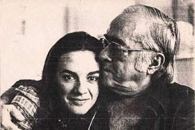 Gilda Mattoso e Vinicius de Moraes