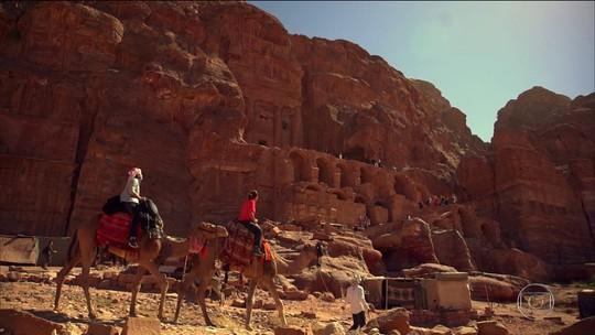 Nesta Sexta-feira Santa (19), o Globo Repórter leva você para a Jordânia