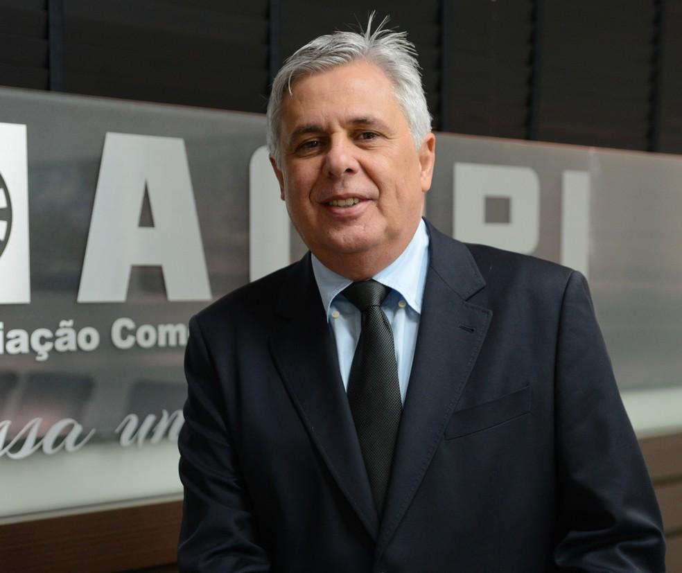 Presidente da Acipi, Paulo Roberto Checoli, enalteceu o crescimento da contratação de pessoas com deficiência. (Foto: Divulgação/Acipi)
