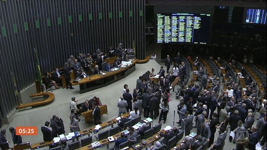 Governo tenta votar a reforma da Previdência antes do recesso