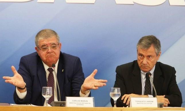 Marun quer saída de Barroso