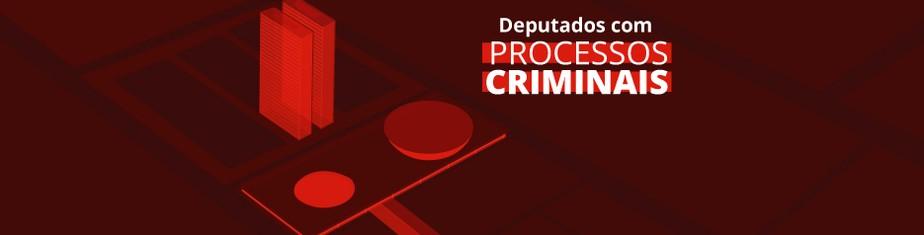 Deputados com processos criminais: a lista do Maranhão