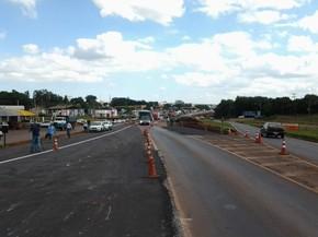 Resultado de imagem para Governo quer licitar os 6 km de duplicação da BR 277 em Cascavel até março