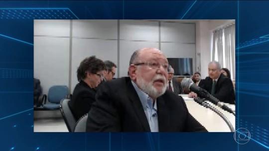 Léo Pinheiro diz que Berzoini relatou 'preocupação' do governo com CPI