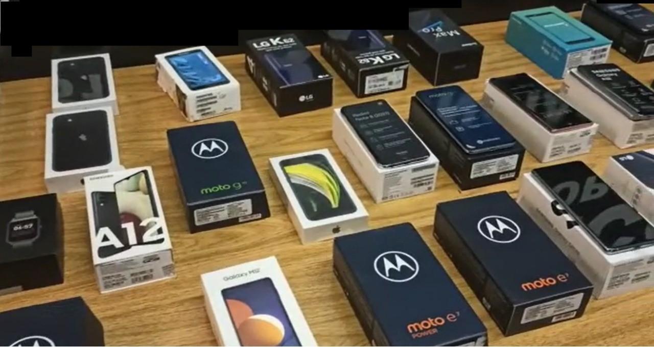 Lojista é preso em Santa Cruz do Sul por tentar revender celulares roubados de transportadora em São Leopoldo