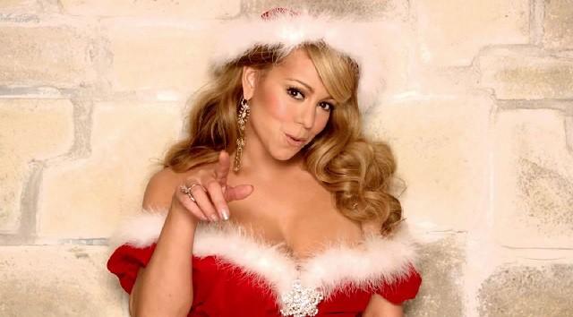 Presentão de Natal da Mariah Carey (Foto: Divulgação)
