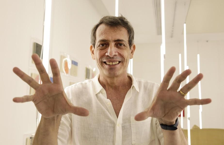 Morre Carlito Carvalhosa, renovador da pintura na Casa Sete e herdeiro minimalista | Eu & | Valor Econômico