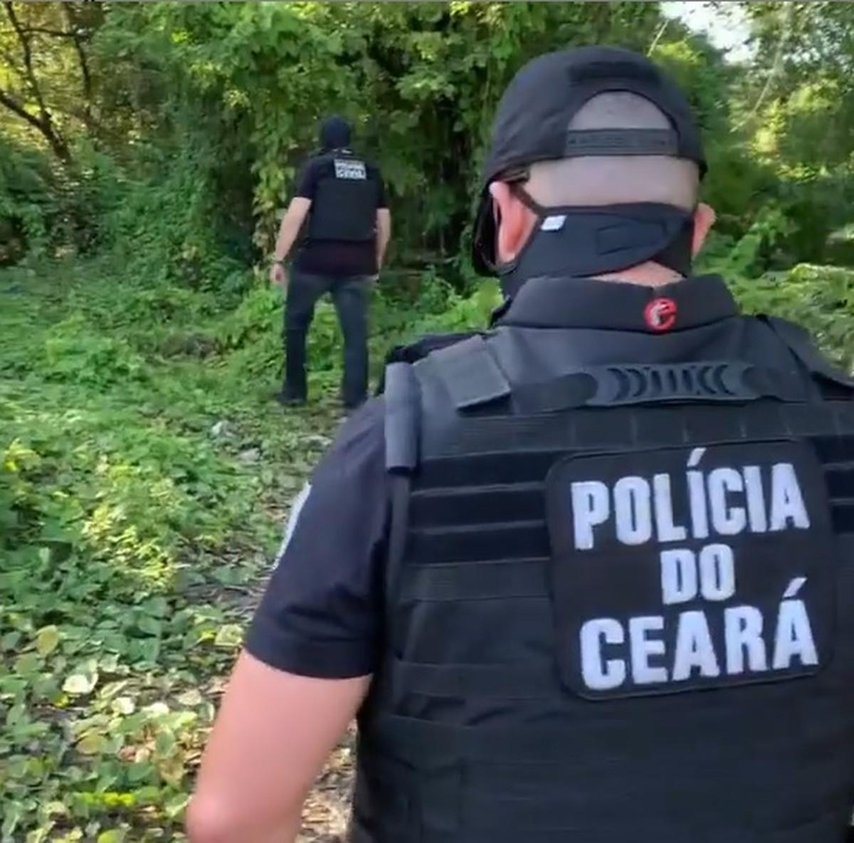 Criminoso da lista de mais procurados do Ceará e chefe de facção de Caucaia é preso em apartamento no Piauí – G1