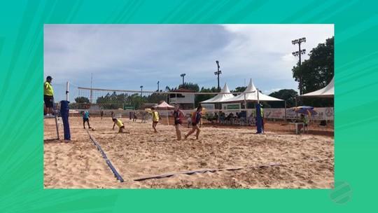 Jogos Escolares e da Juventude agitaram o fim de semana na capital e no interior de MS
