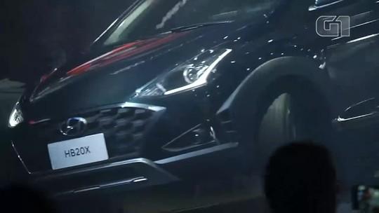 Hyundai lança HB20 2020 com visual renovado, e preço parte de R$ 46.490