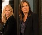 Kelli Giddish e Mariska Hargitay em cena de 'Law & order: SVU' | Barbara Nitke/NBC