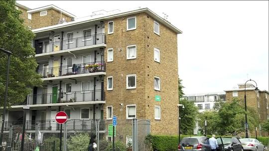 Imóveis populares e de luxo dividem o mesmo endereço em Londres