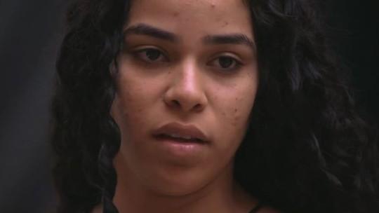 Elana fala para Hana, Hariany e Paula: 'Estou agoniada por vocês'