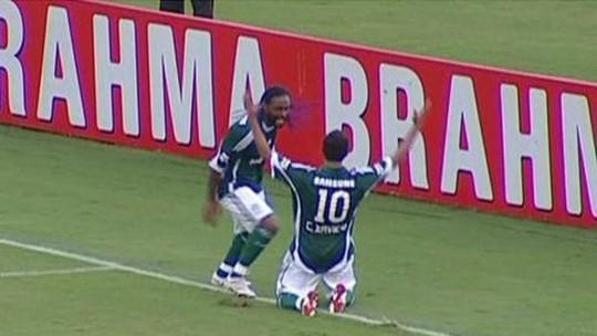"""""""Desafio dos 10 anos"""": como era o Palmeiras dez anos atrás?"""