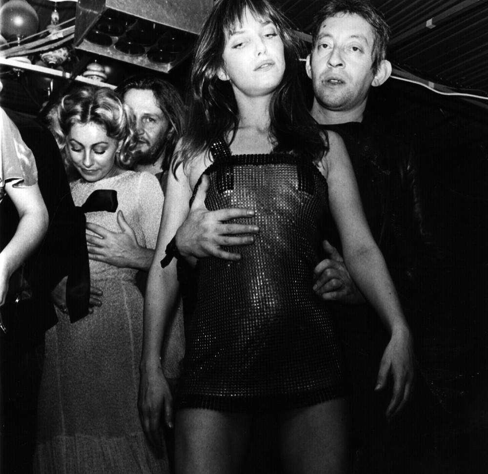 Jane Birkin e Serge Gainsbourg (Foto: Getty Images)